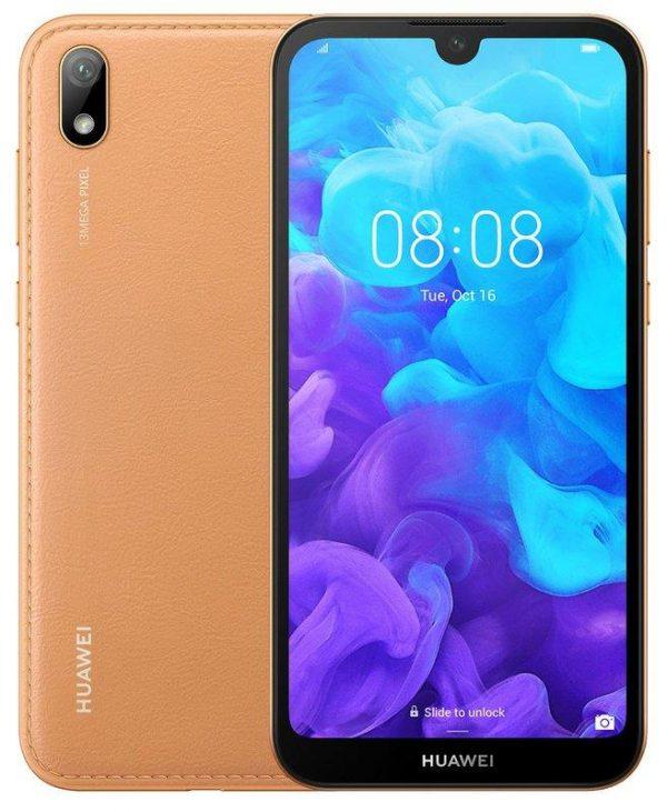 Huawei Y5 2019 2/16GB Dual Sim Amber Brown - купить в интернет-магазине Анклав