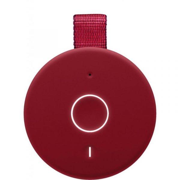 Акустическая система Logitech Ultimate Ears Boom 3 Sunset Red (984-001364) - купить в интернет-магазине Анклав