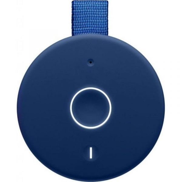 Акустическая система Logitech Ultimate Ears Megaboom 3 Lagoon Blue (984-001404) - купить в интернет-магазине Анклав