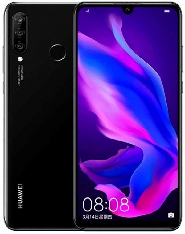 Huawei P30 Lite 4/128GB Dual Sim Midnight Black (51093PUS) - купить в интернет-магазине Анклав