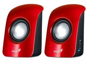 Genius SP-U115 Red (31731006101) - купить в интернет-магазине Анклав