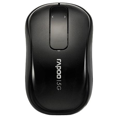 Мышь беспроводная RAPOO Touch Mouse T120p black USB - купить в интернет-магазине Анклав