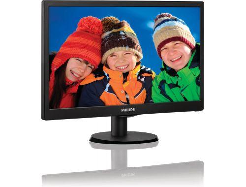 """Philips 19.5"""" 203V5LSB26/10 Black - купить в интернет-магазине Анклав"""