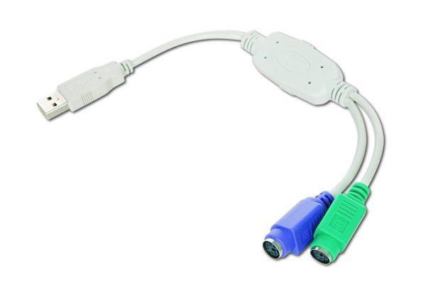 Контроллер USB-2xPS/2 Cablexpert  (UAPS12) - купить в интернет-магазине Анклав