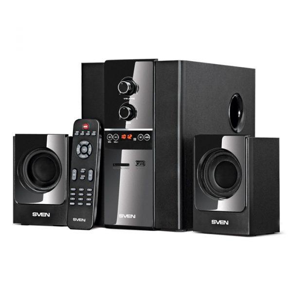 Акустична система Sven MS-1820 Black - купить в интернет-магазине Анклав