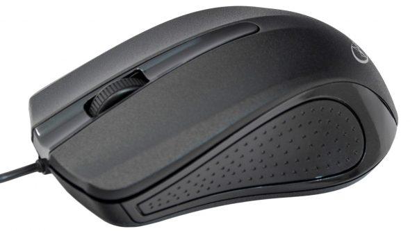 Мишка MUS-101 оптическая USB - купить в интернет-магазине Анклав