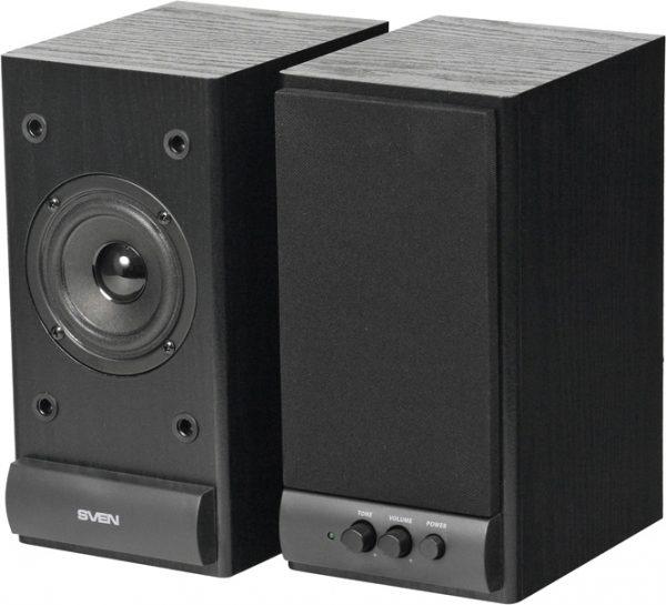 Акустическая система SVEN SPS-609 Black UAH - купить в интернет-магазине Анклав