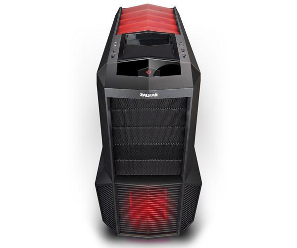 Корпус Zalman Z11 Plus HF1 Black без БП - купить в интернет-магазине Анклав