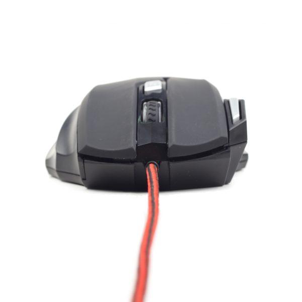 Мышь Gembird MUSG-02 Black USB - купить в интернет-магазине Анклав