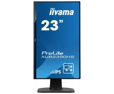 """Iiyama 23"""" XUB2390HS-B1 AH-IPS Black - купить в интернет-магазине Анклав"""