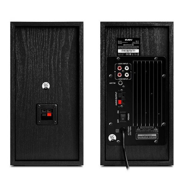 Акустична система Sven 2.0 MC-10 Black - купить в интернет-магазине Анклав