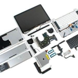 Комплектуючі і запчастини для ноутбуків