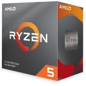 ryzen 3600x производительный 6 процессор с хорошей ценой