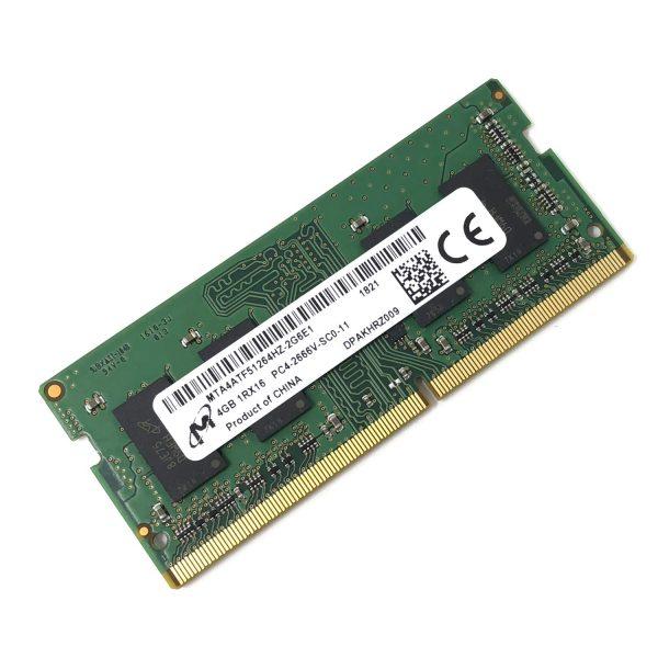 4Gb DDR4 2666Mhz Micron Crucial (MTA4ATF51264HZ-2G6E1) - купить в интернет-магазине Анклав