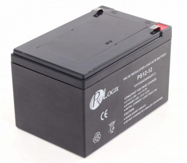 Акумуляторна батарея до ДБЖ 12V 12Ah Prologix (PS12-12) - купить в интернет-магазине Анклав
