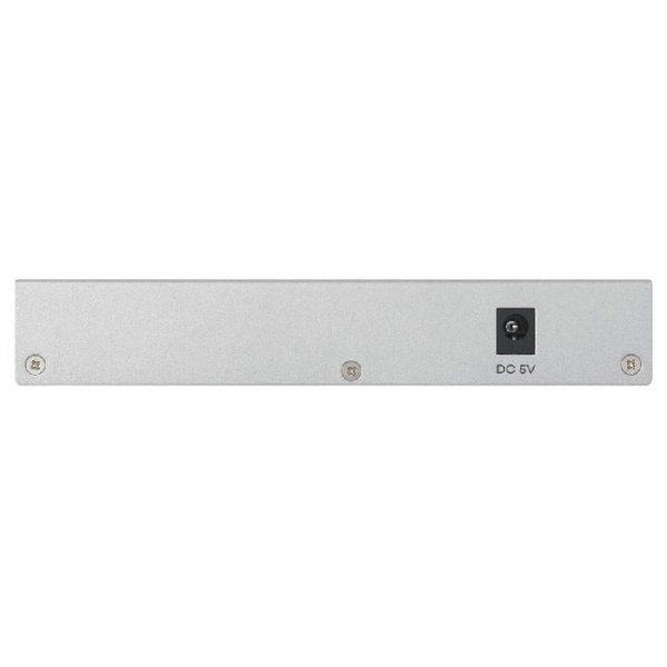 Zyxel GS1200-8 Smart, 8xGE, настільний, безшумний (GS1200-8-EU0101F) - купить в интернет-магазине Анклав