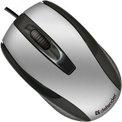 Миша Defender Optimum MM-140 S (52140) - купить в интернет-магазине Анклав
