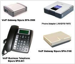 Обладнання VoIP