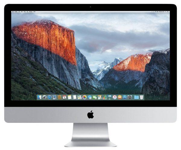"""Моноблок Apple A1418 iMac 21.5"""" (MMQA2UA/A) - купить в интернет-магазине Анклав"""