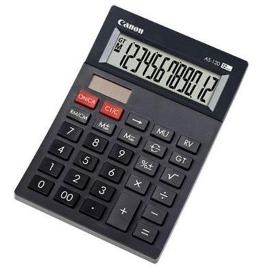 Калькулятор Canon AS-120 (4582B001AA) - купить в интернет-магазине Анклав