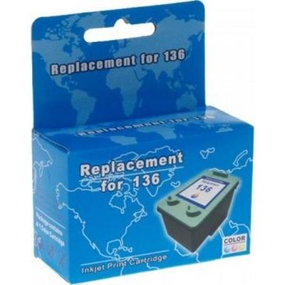Картридж MicroJet для HP №136 Color (C9361HE) (HC-F34D) - купить в интернет-магазине Анклав