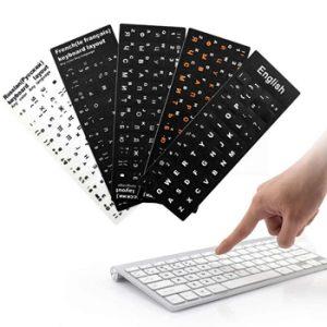 Клавіатури та наклейки для ноутбуків
