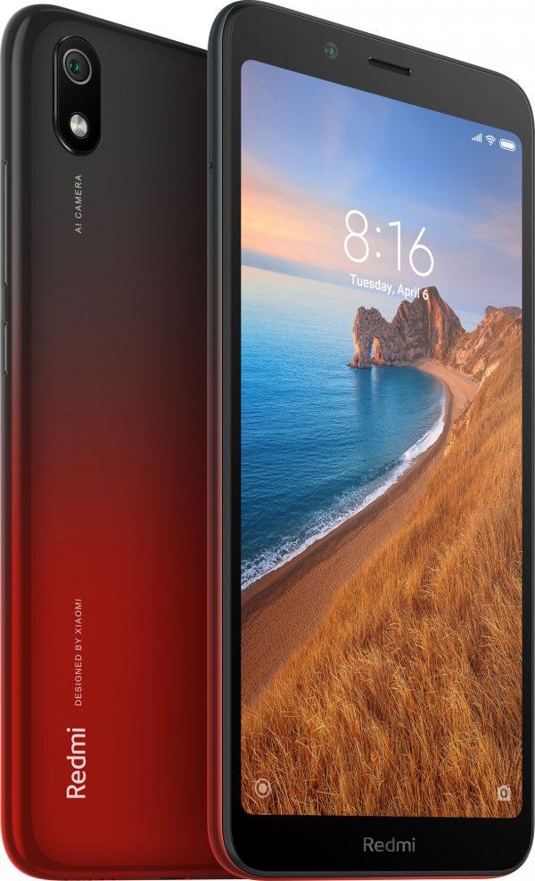 Мобильный телефон Xiaomi Redmi 7A 2/32GB Gem Red - купить в интернет-магазине Анклав