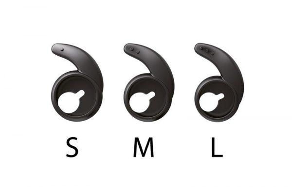 Гарнитура 2E S8 Piston Magnet Grey (2E-IES8GY) - купить в интернет-магазине Анклав