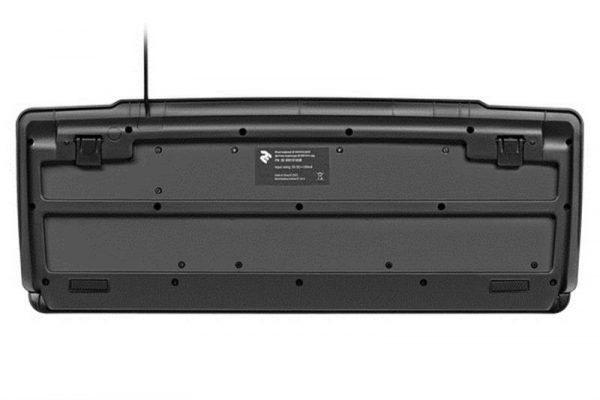 Клавиатура 2E KM1010 (2E-KM1010UB) Gray USB - купить в интернет-магазине Анклав