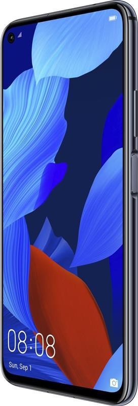 Huawei Nova 5T Dual Sim Black - купить в интернет-магазине Анклав