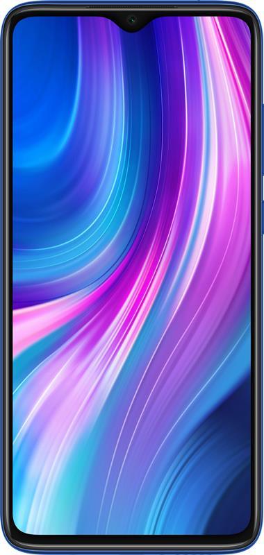 Xiaomi Redmi Note 8 Pro 6/64GB Dual Sim Ocean Blue - купить в интернет-магазине Анклав