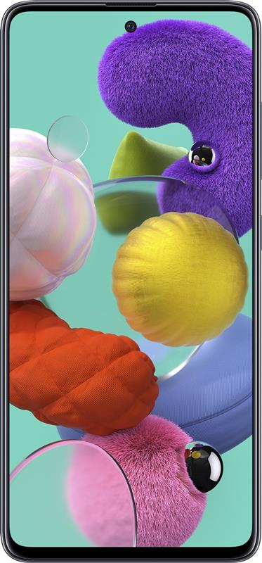 Samsung Galaxy A51 SM-A515 64GB Dual Sim Black (SM-A515FZKUSEK) - купить в интернет-магазине Анклав