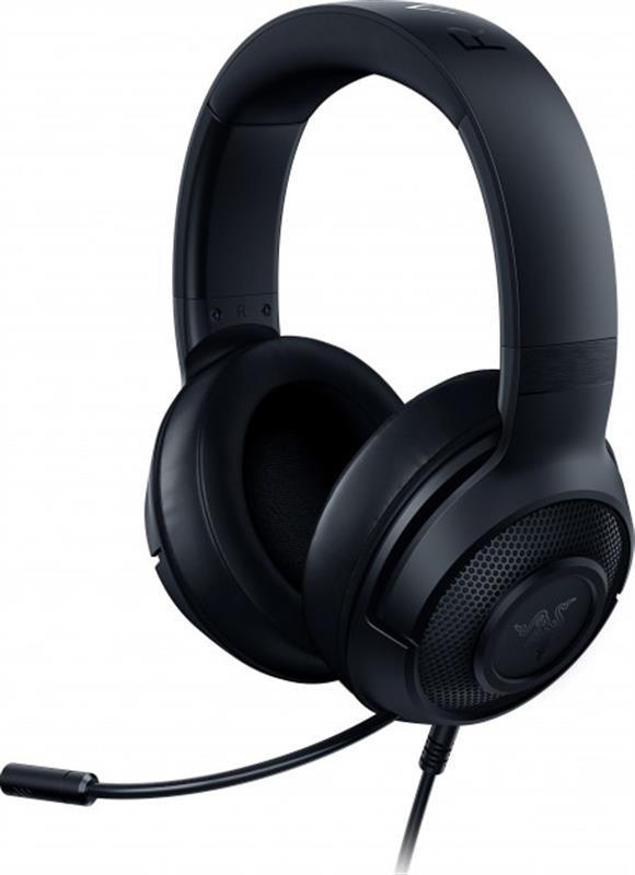 Гарнитура Razer Kraken X Lite Black (RZ04-02950100-R381) - купить в интернет-магазине Анклав