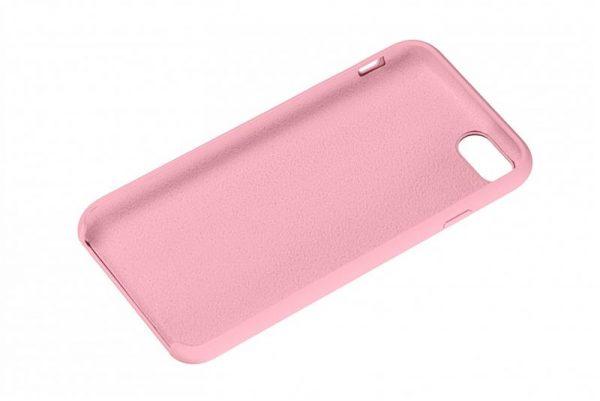 Чехол-накладка 2E Liquid Silicone для Apple iPhone 7/8 Rose Pink (2E-IPH-7/8-NKSLS-RPK) - купить в интернет-магазине Анклав