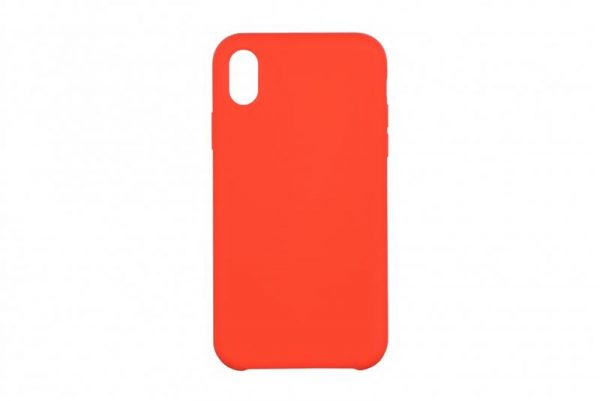 Чехол-накладка 2E Liquid Silicone для Apple iPhone XS Red (2E-IPH-XS-NKSLS-RD) - купить в интернет-магазине Анклав