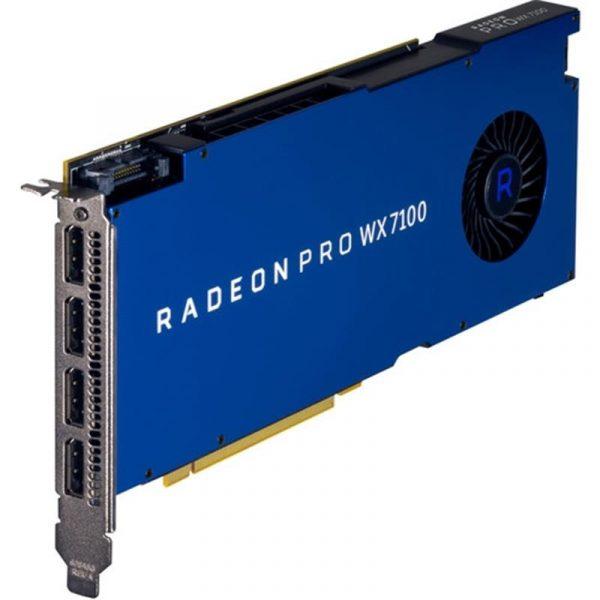 AMD Radeon Pro WX 7100 8GB GDDR5 HP (Z0B14AA) - купить в интернет-магазине Анклав