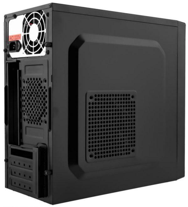 Корпус Logicpower 6104-400w 8cm Black - купить в интернет-магазине Анклав