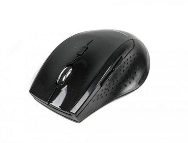 Мышь беспроводная Maxxter Mr-311 Black USB - купить в интернет-магазине Анклав