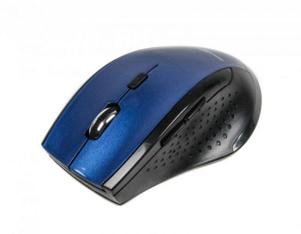 Мышь беспроводная Maxxter Mr-311-B Blue USB - купить в интернет-магазине Анклав