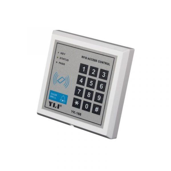 Кодовая клавиатура Yli Elecyronic YK-168 - купить в интернет-магазине Анклав