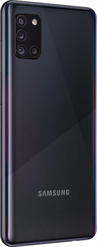 Смартфон Samsung Galaxy A31 SM-A315 4/64GB Dual Sim Black (SM-A315FZKUSEK) - купить в интернет-магазине Анклав