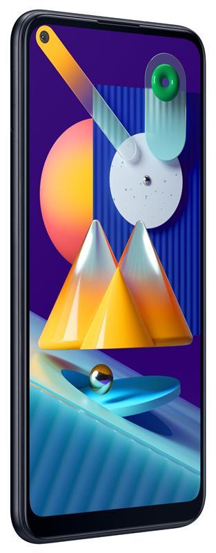 Смартфон Samsung Galaxy M11 SM-M115 Dual Sim Black (SM-M115FZKNSEK) - купить в интернет-магазине Анклав