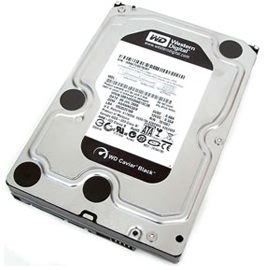 HDD SATA  500GB WD Black 7200rpm 64MB (WD5003AZEX) - купить в интернет-магазине Анклав