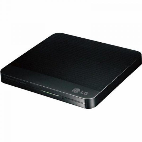 DVD+/-RW Hitachi-LG GP50NB41 USB Ext Slim Black - купить в интернет-магазине Анклав