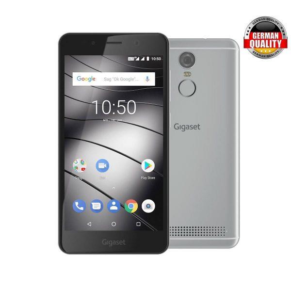 Gigaset GS180 2/16GB Dual Sim Silver Grey (L36853W1507S601) - купить в интернет-магазине Анклав
