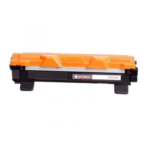 Картридж PrintPro NonStop (PP-B1075NS) Brother HL-1112R/DCP-1510/MF-1810 (аналог TN1075) - купить в интернет-магазине Анклав