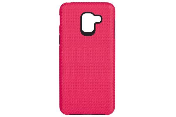 Чехол-накладка 2E Triangle для Samsung Galaxy J6 SM-J600 Pink (2E-G-J6-18-TKTLPK) - купить в интернет-магазине Анклав
