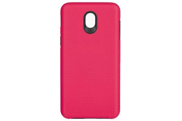 Чехол-накладка 2E Triangle для Samsung Galaxy J7 (2017) SM-J730 Pink (2E-G-J7-17-TKTLPK) - купить в интернет-магазине Анклав
