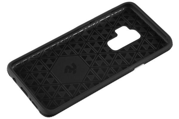 Чехол-накладка 2E Triangle для Samsung Galaxy S9+ SM-G965 Black (2E-G-S9P-18-TKTLBK) - купить в интернет-магазине Анклав