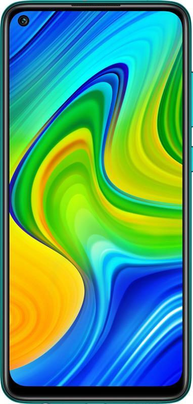 Смартфон Xiaomi Redmi Note 9 4/128GB Dual Sim Forest Green - купить в интернет-магазине Анклав